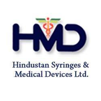 Hindustan Syringes and Medical Devices logo